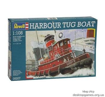 Портовый буксир Harbour Tug Boat