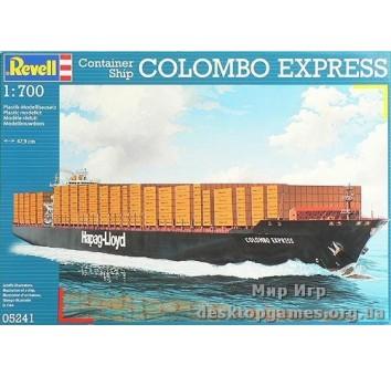 "Контейнерное судно ""Colombo Express"""