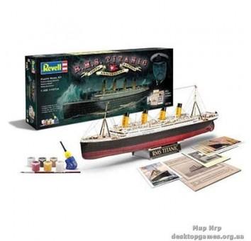 Подарочный набор с кораблем Титаник