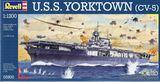 Авианосец U.S.S. Yorktown (CV-5)