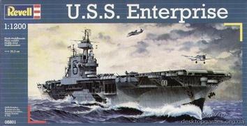 Авианосец U.S.S. Enterprise