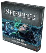 Android Netrunner The Card Game: Creation and Control