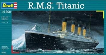 Корабль R.M.S. Titanic