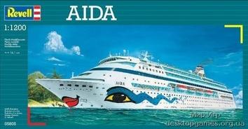 Круизное судно AIDA
