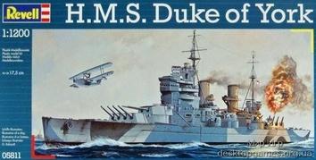 Линейный корабль «Дюк оф Йорк»