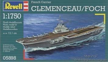 Авианосец Клемансо (Clemenceau) R98