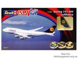 Самолет Боинг 747  Lufthansa
