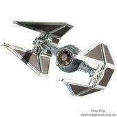 Звездные войны. Космический корабль Tie Interceptor.