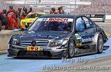 "Автомобиль Mercedes-Benz Bank AMG Mercedes C-Class DTM 2011 ""B. Spengler"""