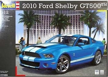 Автомобиль (2010г.,США) 2010 Ford Shelby GT500