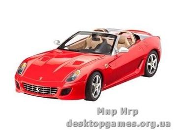 Автомобиль Ferrari SA Aperta.