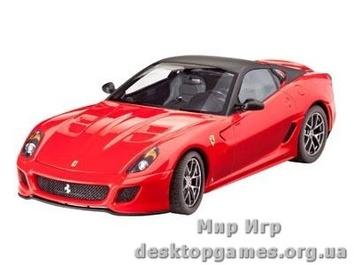 Автомобиль Ferrari 599 GTO.