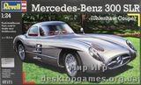 Cпортивный автомобиль Mercedes-Benz 300 SLR