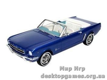 Автомобиль (1964г., США) 64 Mustang Convertible.