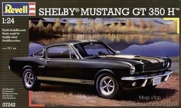 Автомобиль Shelby Mustang GT 350H