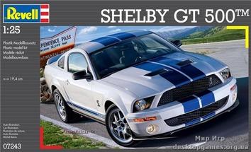 Автомобиль Shelby GT 500