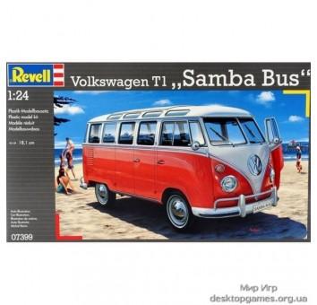 Автобус VW T1 Samba Bus