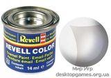 Краска Revell эмалевая, №01 бесцветная глянцевая (не кроющая)
