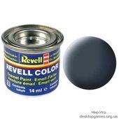 Краска Revell эмалевая, № 09 (антрацит матовая)