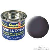 Краска Revell эмалевая, № 74 (серая как орудие матовая)
