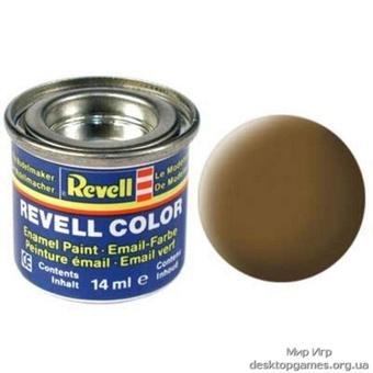 Краска Revell эмалевая, № 87 (землистая матовая)