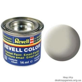 Краска Revell эмалевая, № 89 (бежевая матовая)