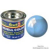 Краска Revell эмалевая, № 752 (синяя прозрачная)
