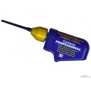 Клей Contacta Professional   25г  с дозатором-иголкой для точечного склеивания