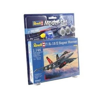 Model Set Самолет (1995г.,США) F/A-18E Super Hornet.