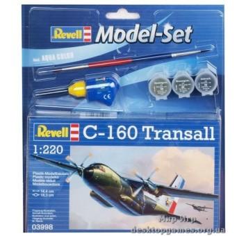 """Военно-транспортный самолет """"Transall C-160"""""""
