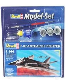 Model Set Самолет F-117 Stealth Fighter
