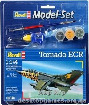Model Set Самолет Tornado ECR, 1:144