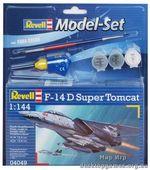 """Истребитель-перехватчик """"Super Tomcat F-14D"""""""
