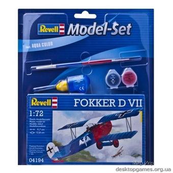 Биплан Fokker D VII