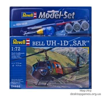 Вертолет Bell UH-1D  SAR