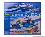 Бомбардировщик Dornier Do 17 Z-2