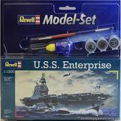Model Set Корабль USS Enterprise