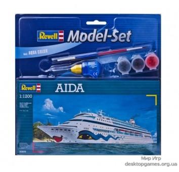 Круизный корабль AIDA
