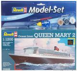 """Океанский лайнер """"Queen Mary 2"""""""