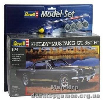Model-Set Автомобиль Shelby Mustang GT 350 H