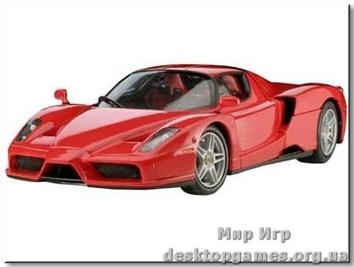 Model Set Автомобиль Ferrari Enzo, 1:24