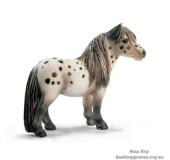 """Игрушка-фигурка """"Конь породы фалабелла"""""""