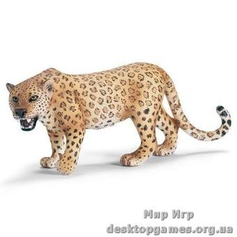 """Игрушка-фигурка """"Леопард"""""""