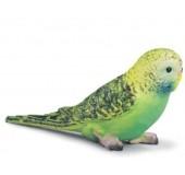 "Игрушка-фигурка ""Зеленый попугай"""