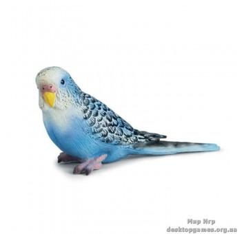 "Игрушка-фигурка ""Синий попугай"""