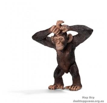 "Игрушка-фигурка ""Молодой шимпанзе"""