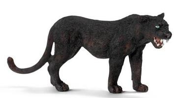 """Игрушка-фигурка """"Черная пантера"""""""