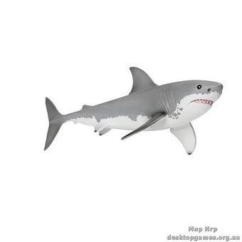 "Игрушка-фигурка ""Белая акула"""