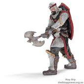 """Детская игрушка """"Рыцарь Дракона с боевой секирой"""