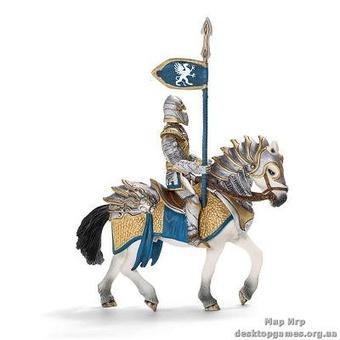 """Детская игрушка """"Рыцарь Грифона с копьем верхом на коне"""""""